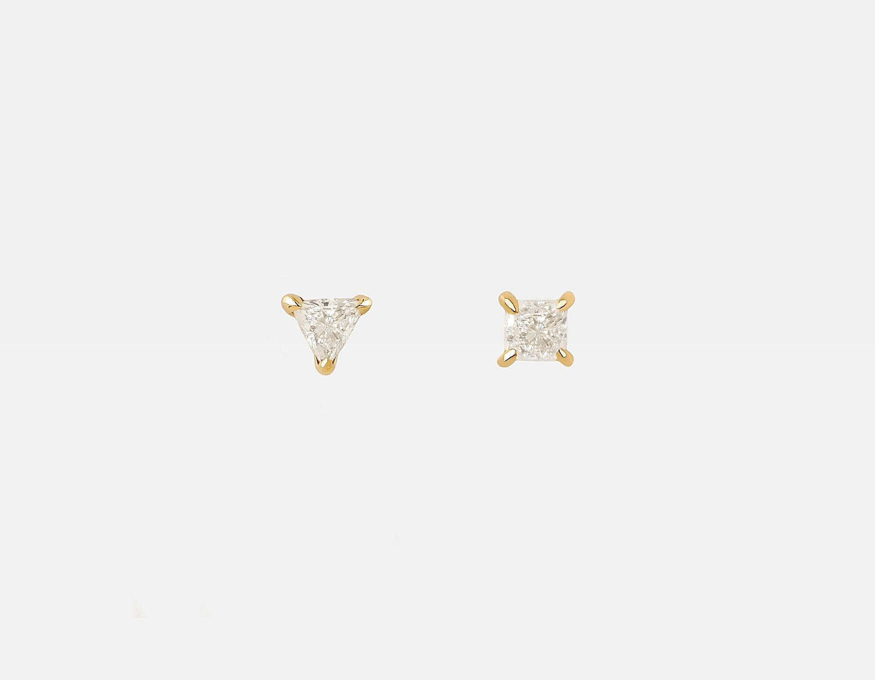 Vrai & Oro Limited Essentials Mini Mix Earrings