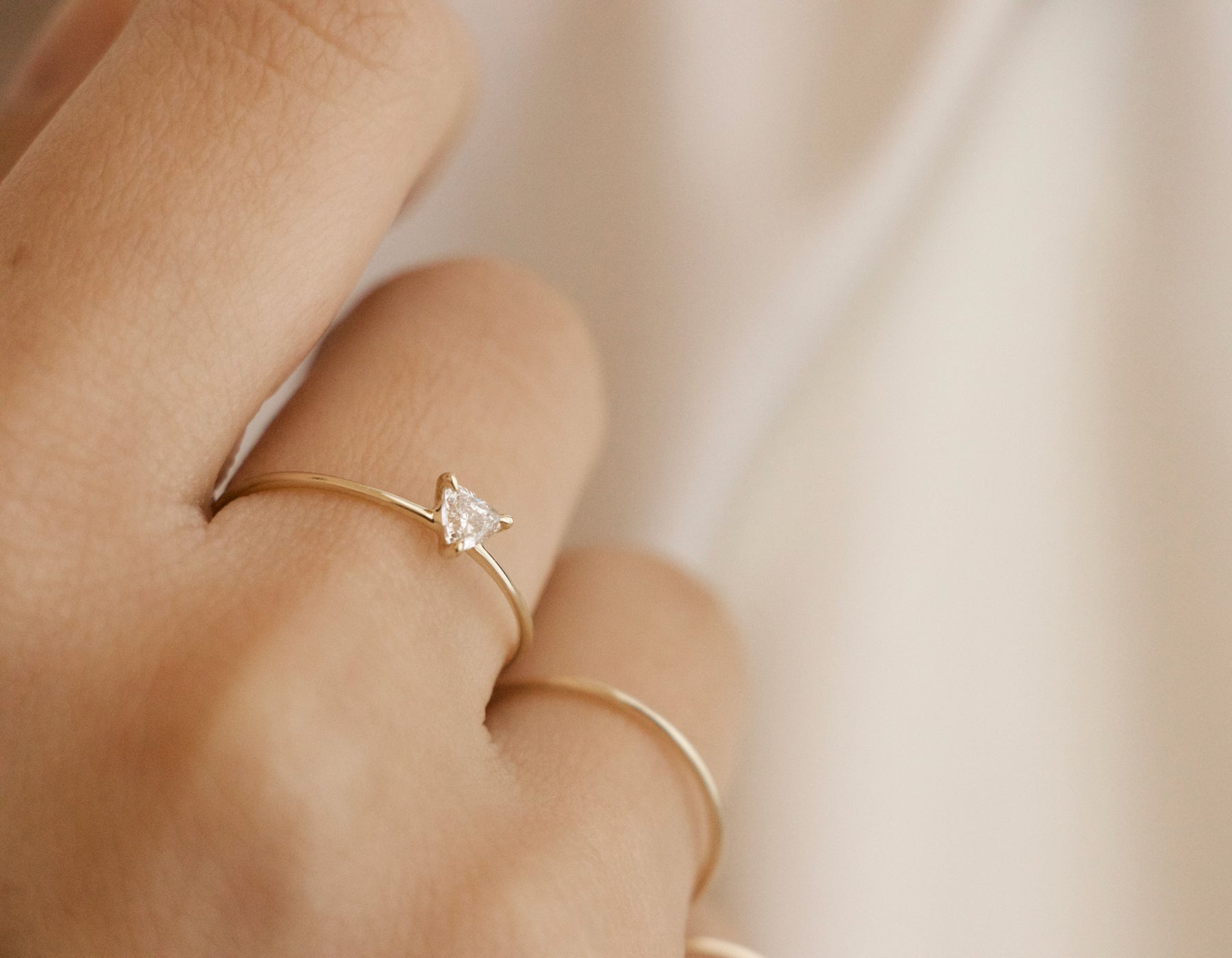blogs news stackable bride rings for wedding er minimalist the simple engagement ring venetian