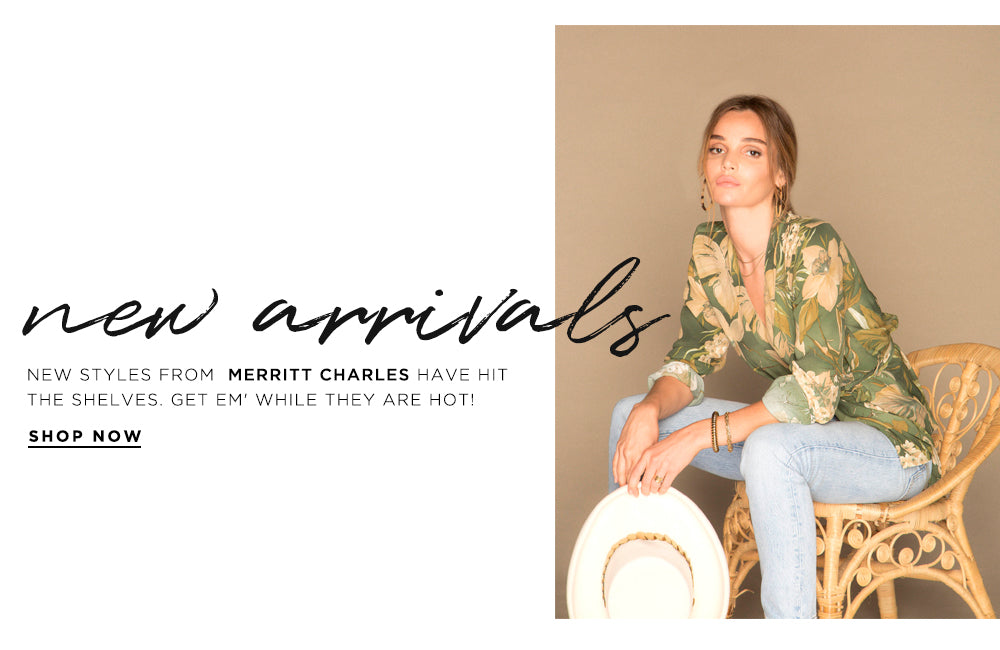 shop new arrivals now