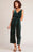 Womens Emerald Best of my Love Jumpsuit