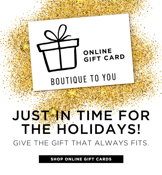 gift card boutique to you