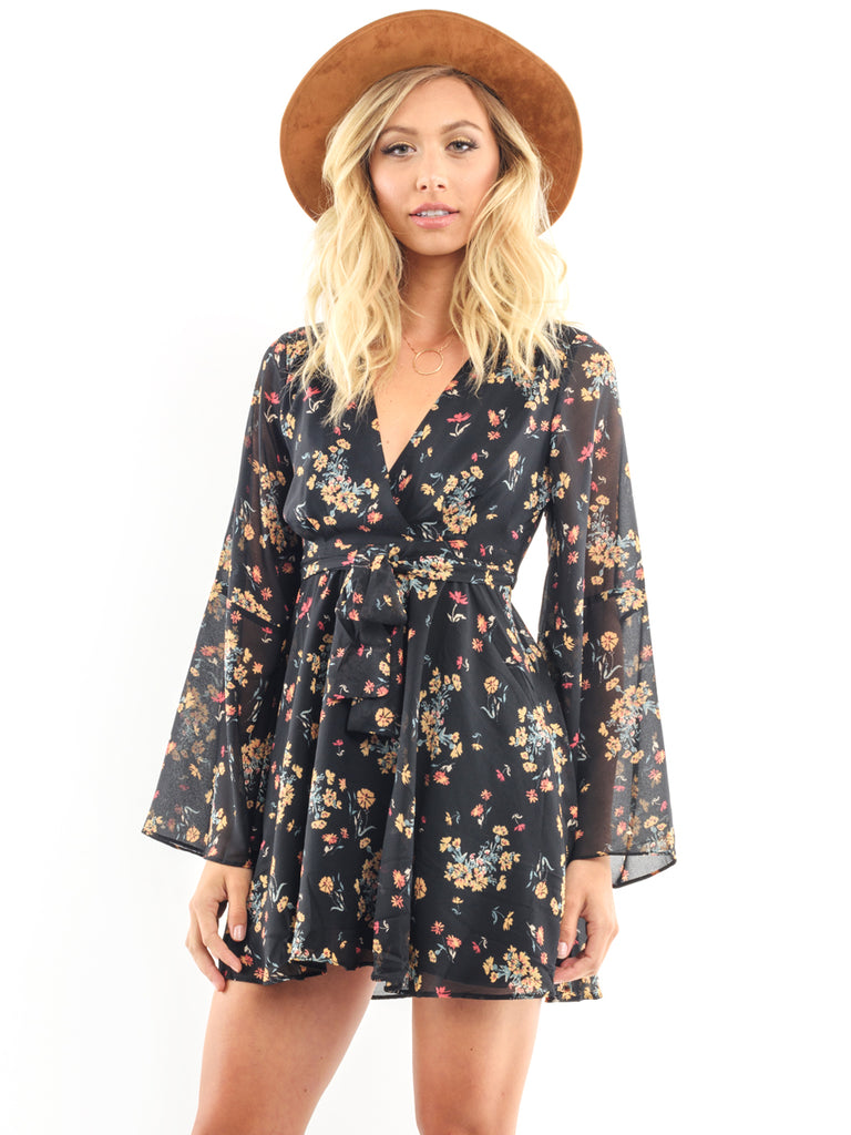 Free People - Free People Liliou Dress in Retro Black - Retro Black –  Boutique to You ebb35ee54f