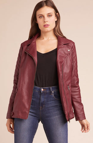 Womens Cranberry  Cant Be Tamed Jacket