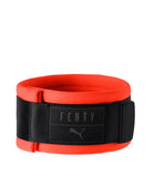 Tomato/Black Surf Leash Choker