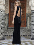 Womens Black The Jetset Diaries Atlas Jumpsuit in Black 2