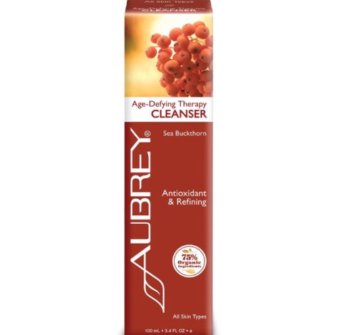 Aubrey Organics Age Defying Therapy Cleanser