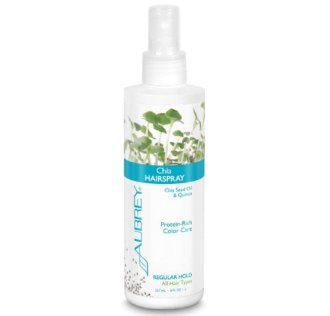 Aubrey Organics Chia Hairspray - Regular Hold