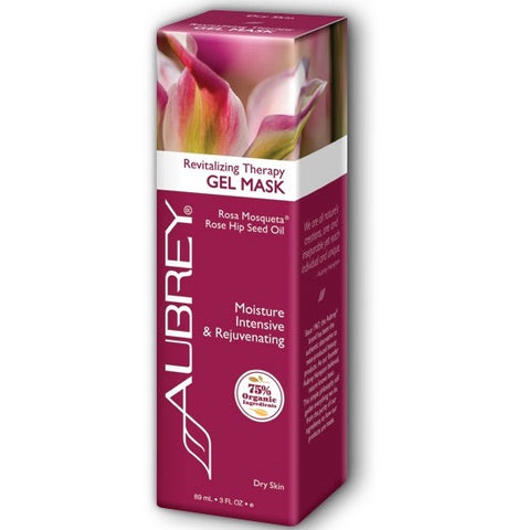 Aubrey Organics Revitalizing Therapy Age Gel Mask