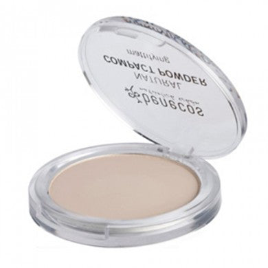 Benecos Natural Mattifying Compact Powder - Porcelain