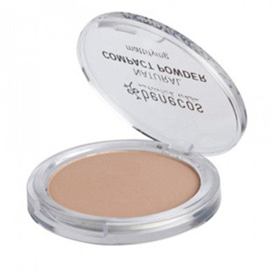 Benecos Natural Mattifying Compact Powder - Sand