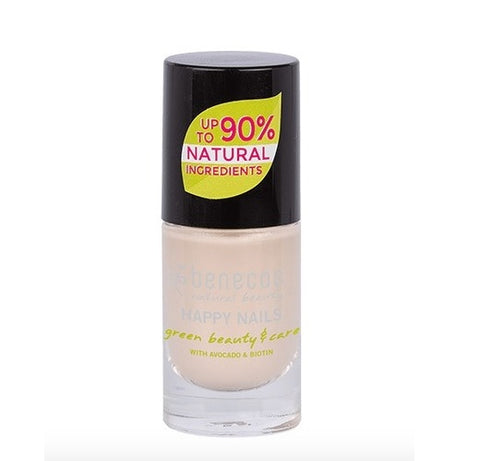 Benecos Happy Nails Natural Nail Polish - Sharp Rose