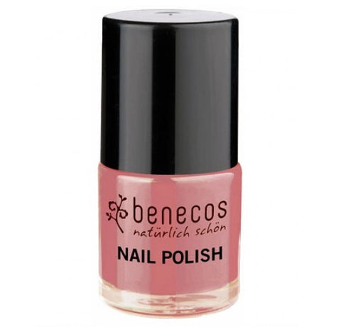 Benecos Happy Nails Natural Nail Polish - Rose Passion