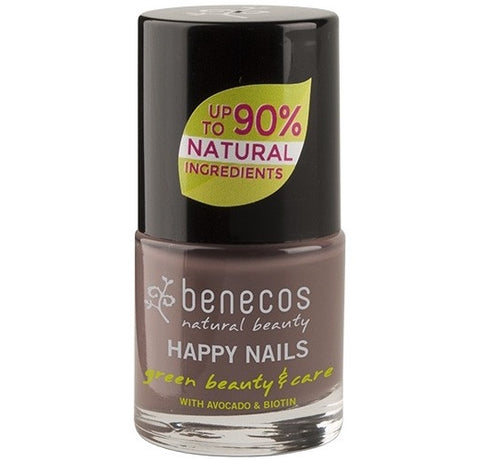 Benecos Happy Nails Natural Nail Polish - Rock It