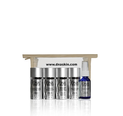 DNA Travel Kit -Anti Aging to Dry Kit