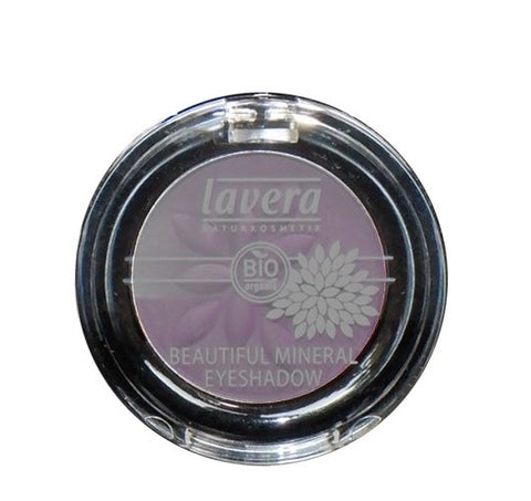 Lavera Beautiful Mineral Eyeshadow - Matt'n Violet