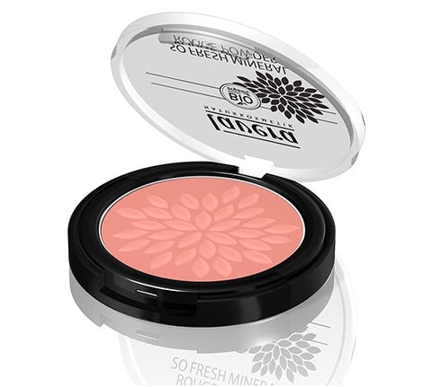 Lavera Mineral Powder Rouge-Charming Rose