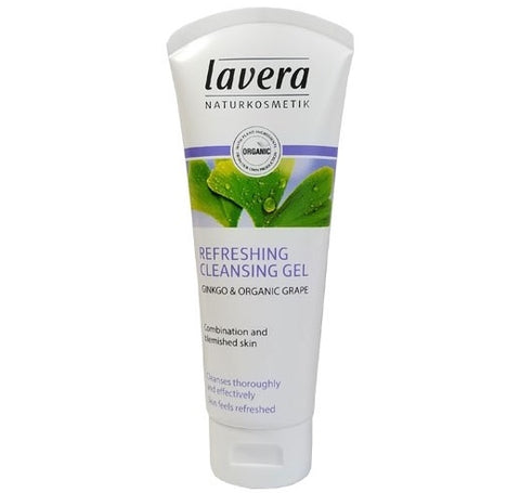 Lavera Refreshing Cleansing Gel - Oily & Combination Skin