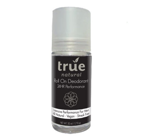 True Natural Intensive Roll On Deodorant for Men