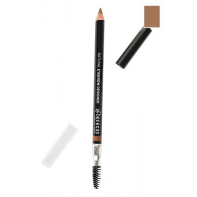 Benecos Eyebrow Designer Pencil - Gentle Brown