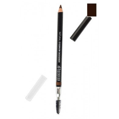 Benecos Eyebrow Designer Pencil - Brown