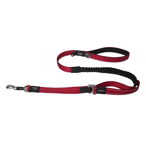 Rogz Lumberjack Control Lead 2ft 7in - Available in Multiple Colours | Pisces Pets
