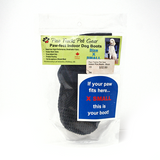 PTP Paw-Fect Indoor Boot Black