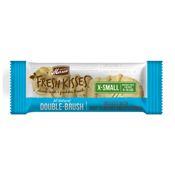 Merrick Fresh Kisses Mint X-Small | Pisces Pets