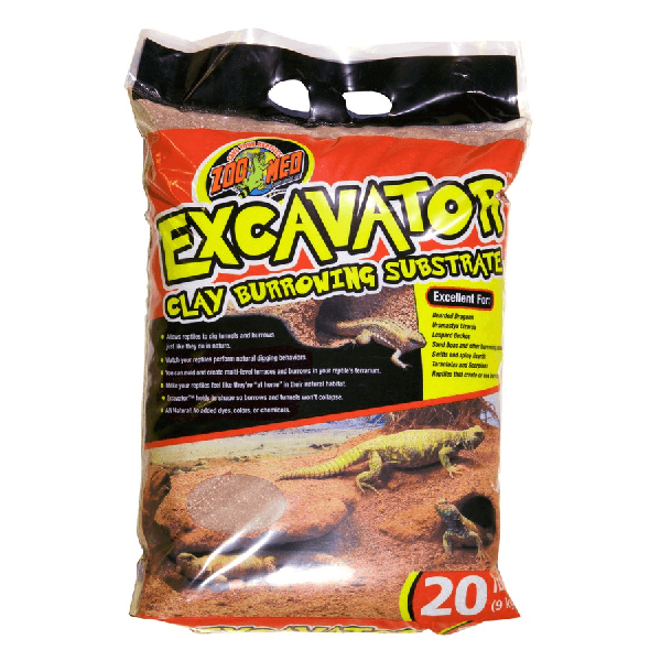 Zoo Med Excavator Clay | Pisces Pets