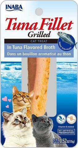 Inaba Ciao Grilled Fillet Treats | Pisces Pets