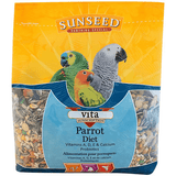 Sunseed Vita Parrot Diet | Pisces Pets