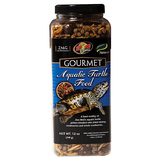 Zoo Med Gourmet Aquatic Turtle Food | Pisces Pets