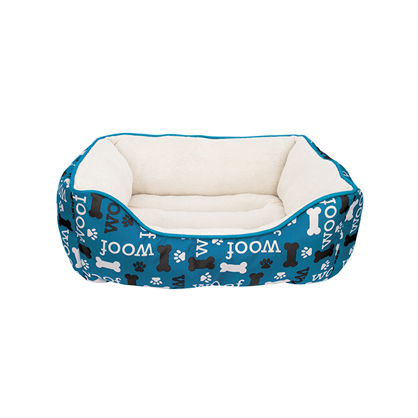 Dogit DreamWell Rectangular Dog Cuddle Bed | Pisces Pets