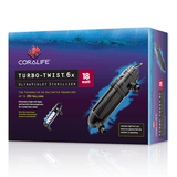 Coralife Turbo-Twist UV Sterilizer | Pisces Pets
