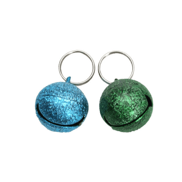Coastal Pet Round Bell 2 Pack | Pisces Pets