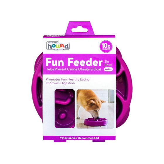 OH Fun Feeder Slow Mini | Pisces Pets