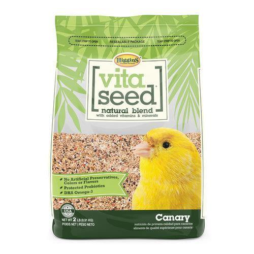 Higgins Vita Seed Canary - 0.91Kg | Pisces Pets