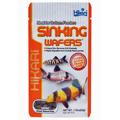 Hikari Sinking Wafers | Pisces Pets
