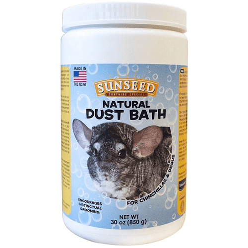 Sunseed Natural Dust Bath | Pisces Pets
