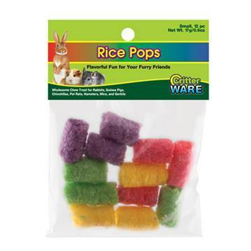 Rice Pops Small | Pisces Pets
