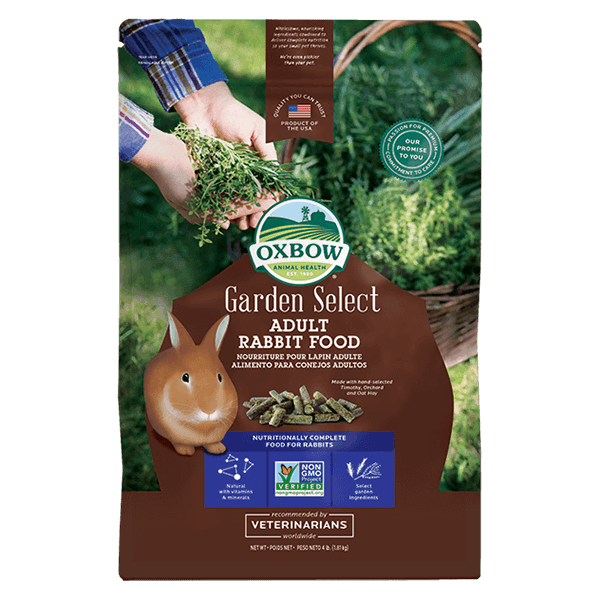 Oxbow Garden Select Adult Rabbit Food - 1.81Kg | Pisces Pets