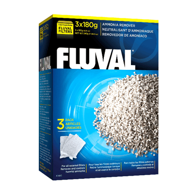 Fluval Ammonia Remover 3 Pack | Pisces Pets