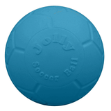 Jolly Pets Soccer Ball - Blue | Pisces Pets