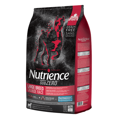 Nutrience SubZero Large Breed Prairie Red Dog Food | Pisces Pets