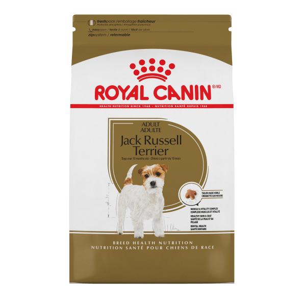 Royal Canin Jack Russell- 10lb