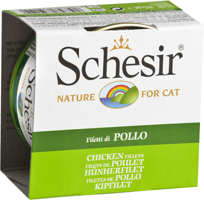 Schesir Adult Cat Chicken 85 g | Pisces Pets