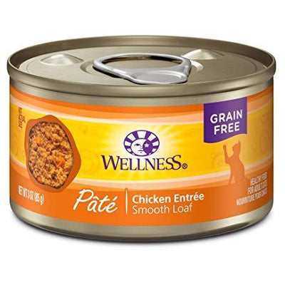Wellness Cat Chicken Pate 85 g | Pisces Pets