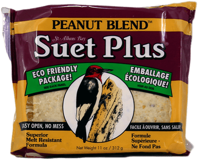 Wildlife Sciences Suet Plus Peanut Blend | Pisces Pets