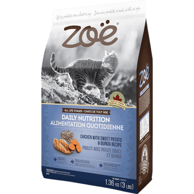 Zoe Cat Daily Nutrition 1.36 Kg | Pisces Pets