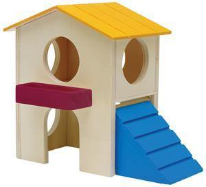 Living World Playground Play House - Small | Pisces pets