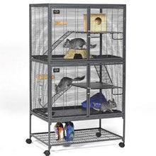 Mid West Critter Nation Double Unit with Stand